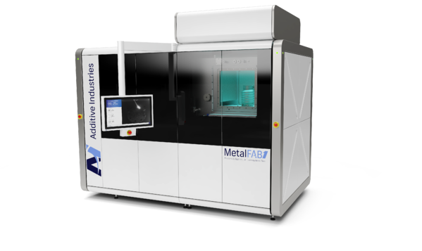 Additive Industries presents MetalFAB1 Process & Application Development Tool