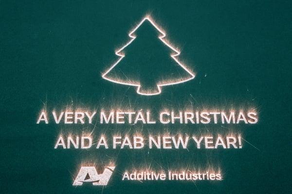 Christmas Greeting Pushed