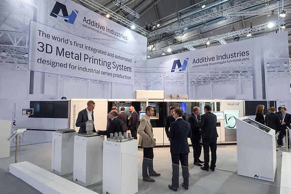 3D Metal Printing System