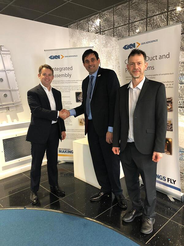 Additive Industries partner in GKN Aerospace Global Technology Center in Bristol