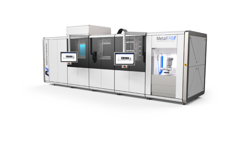 Fusor Tech Selects Additive Industries MetalFAB1 System