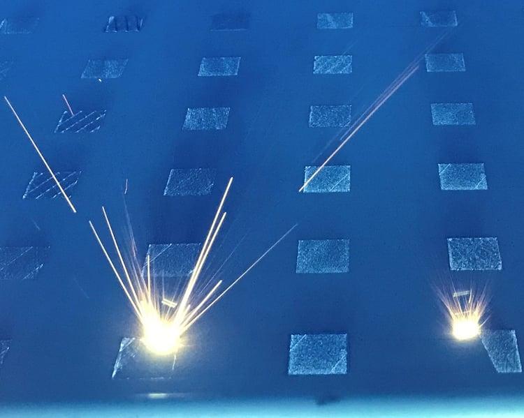 White paper 'Size matters: Shielding gas flow configuration'