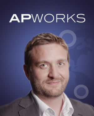 People you should know in AM: Jonathan Meyer, CPO APWORKS