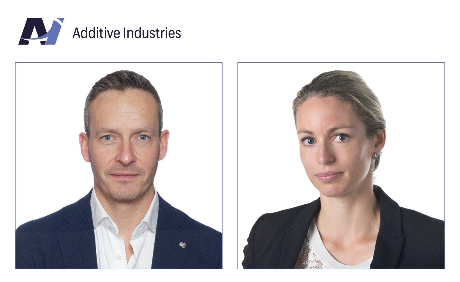Picture Additive Industries CEO (Ian Howe) & CFO (Carlien Siebelt)-3