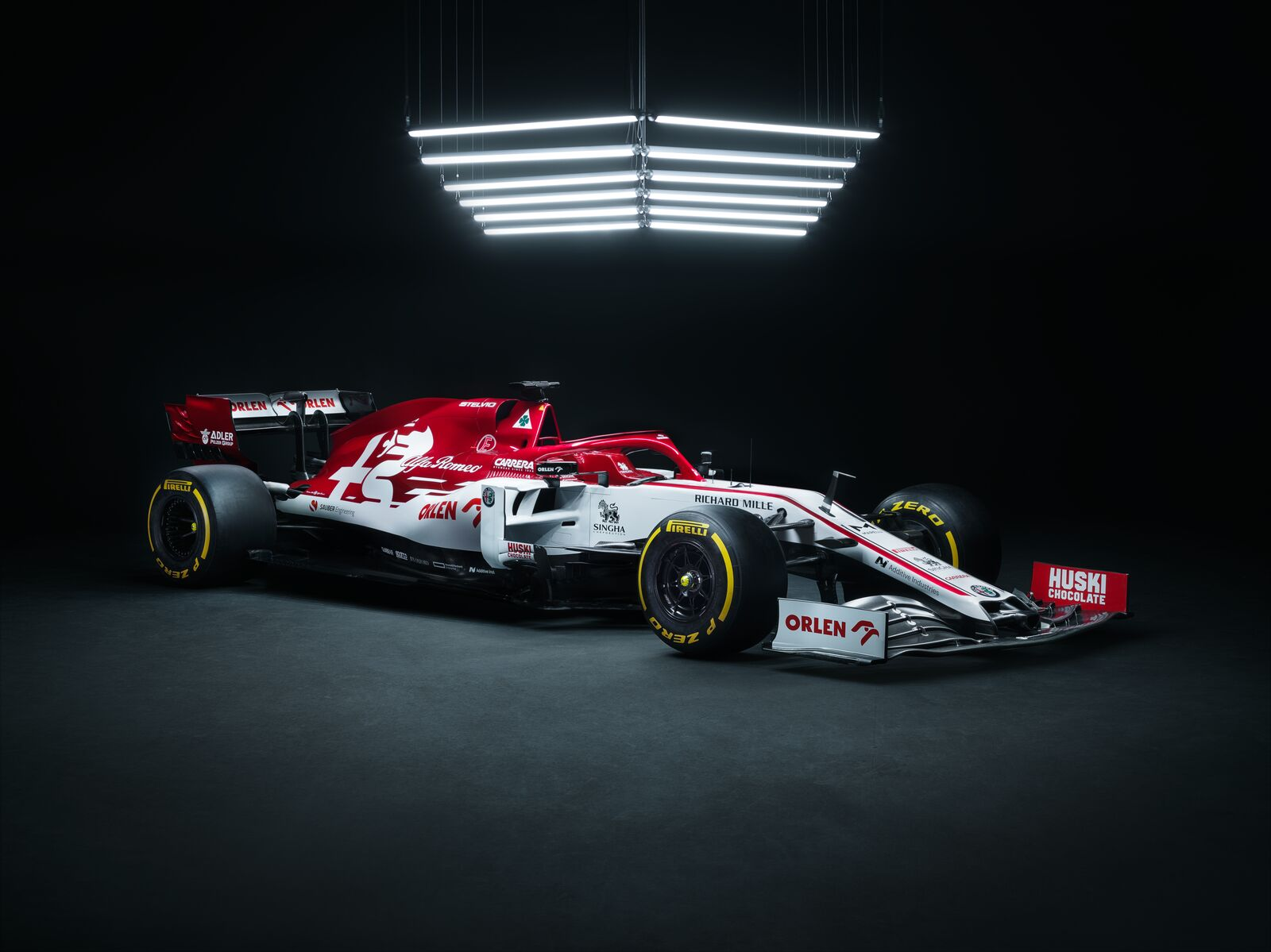Alfa Romeo Sauber F1 Team & Additive Industries Technology Partnership movie