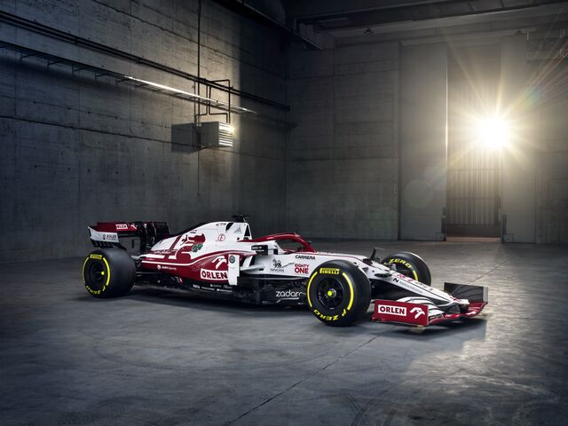 F1 Team Alfa Romeo Racing ORLEN confirms the greatest benefits of inhouse MetalFAB1